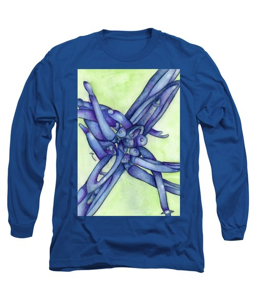 From My Garden1 Long Sleeve T-Shirt by Versel Reid