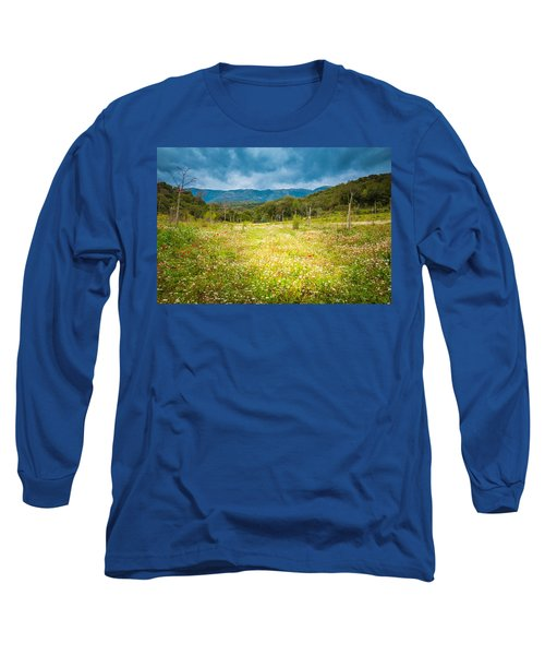 From Winter To Spring Long Sleeve T-Shirt by Stavros Argyropoulos