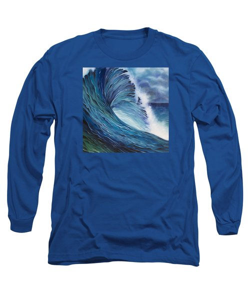 Front Door Long Sleeve T-Shirt by William Love