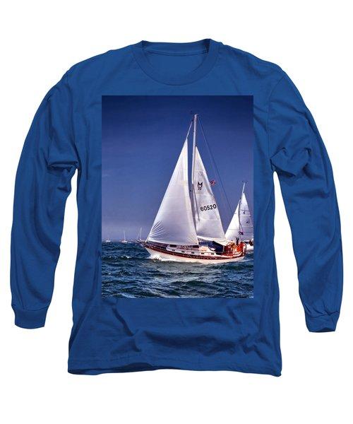 Full Sail Ahead Long Sleeve T-Shirt