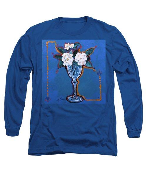 Gardenias Long Sleeve T-Shirt