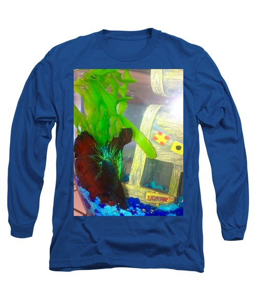 Gary Hanging Loose Long Sleeve T-Shirt