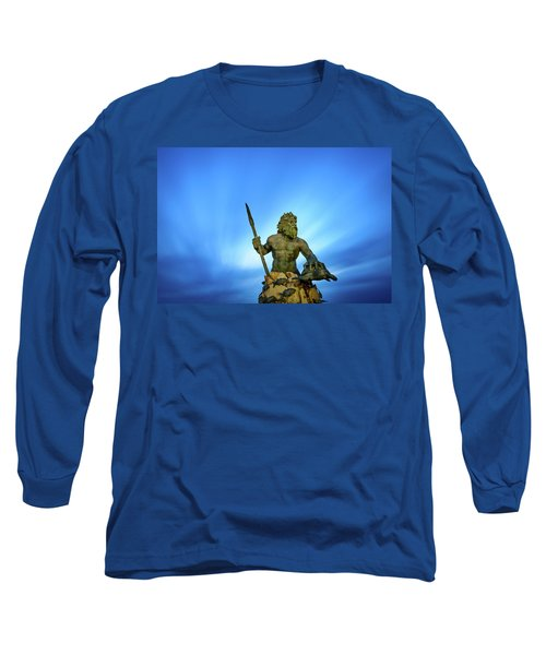 Gateway To The Sea Long Sleeve T-Shirt