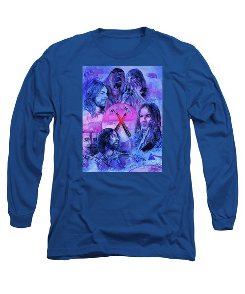 Generation Floyd Long Sleeve T-Shirt