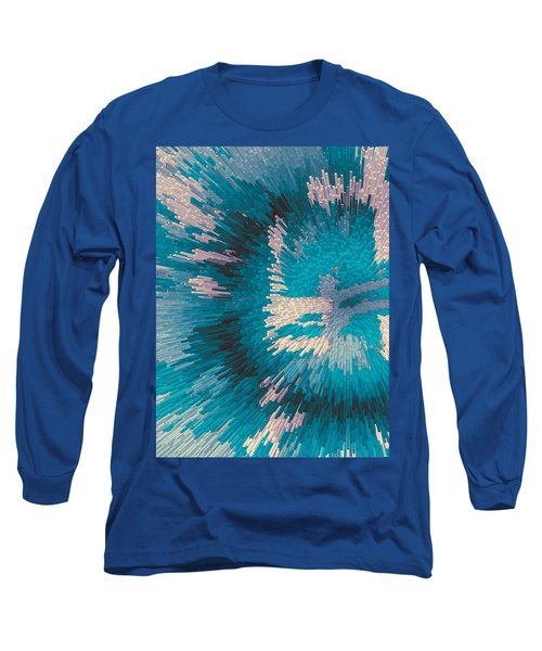 Genetic Modification Flower Long Sleeve T-Shirt