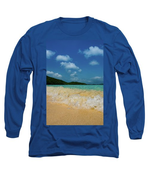 Getting In  Long Sleeve T-Shirt