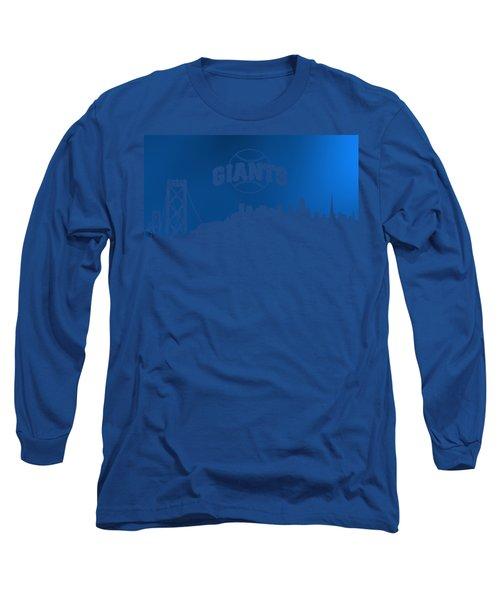 Giants Of San Francisco Long Sleeve T-Shirt