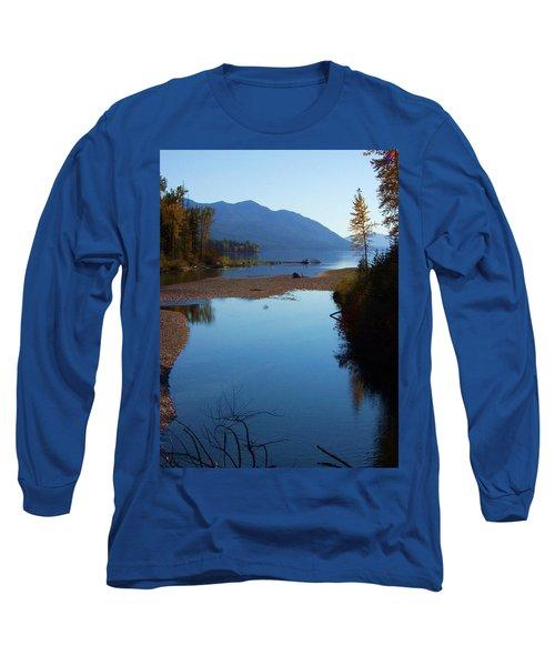 Glacier Park 10 Long Sleeve T-Shirt