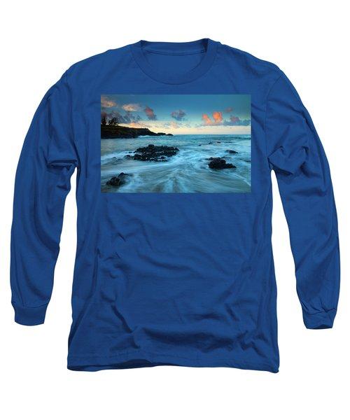 Glass Beach Dawn Long Sleeve T-Shirt