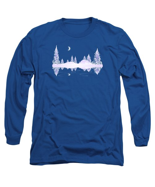 Glass Winter Long Sleeve T-Shirt
