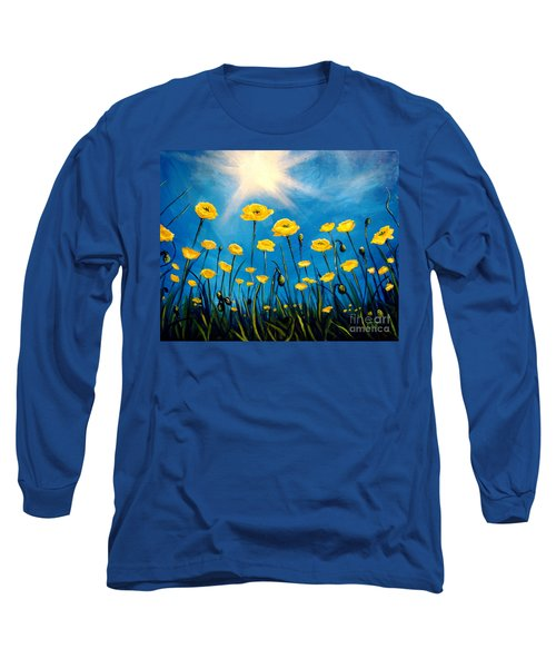 Gleaming Long Sleeve T-Shirt
