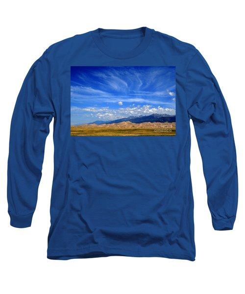 Glorious Morning Long Sleeve T-Shirt by Paula Guttilla