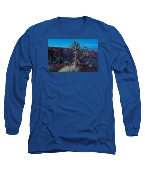 Long Sleeve T-Shirt featuring the photograph Gnarled by Paul Noble