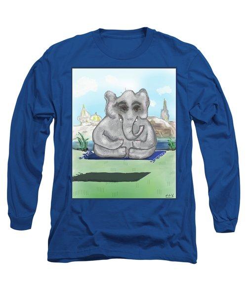 Go Zen, Baby Long Sleeve T-Shirt