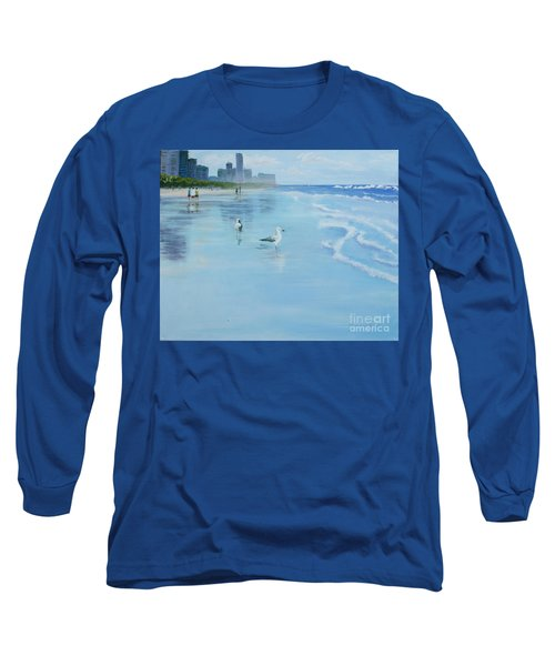 Gold Coast Australia, Long Sleeve T-Shirt