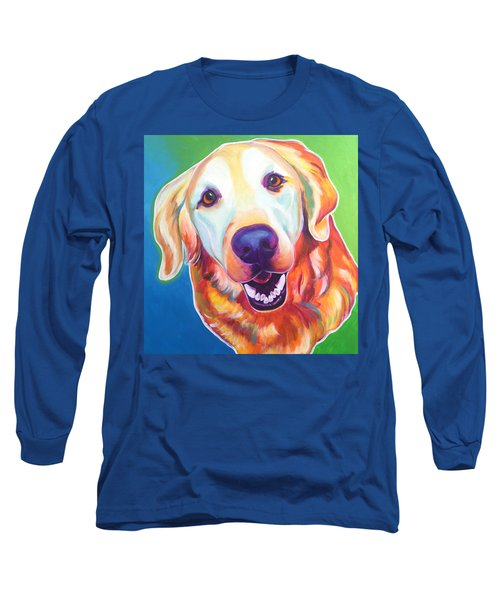 Golden Retriever - Daisy Mae Long Sleeve T-Shirt