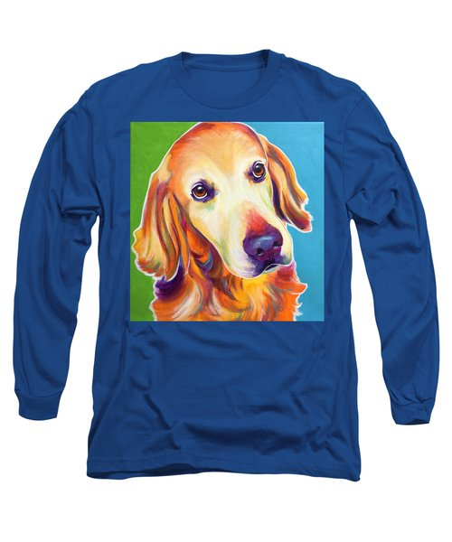 Golden Retriever - Jackson Long Sleeve T-Shirt