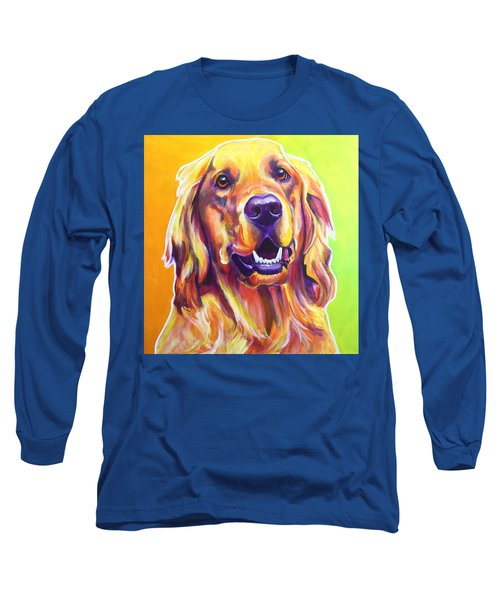 Golden Retriever - Jasper Long Sleeve T-Shirt