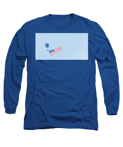 Good Glory Long Sleeve T-Shirt by Caryl J Bohn