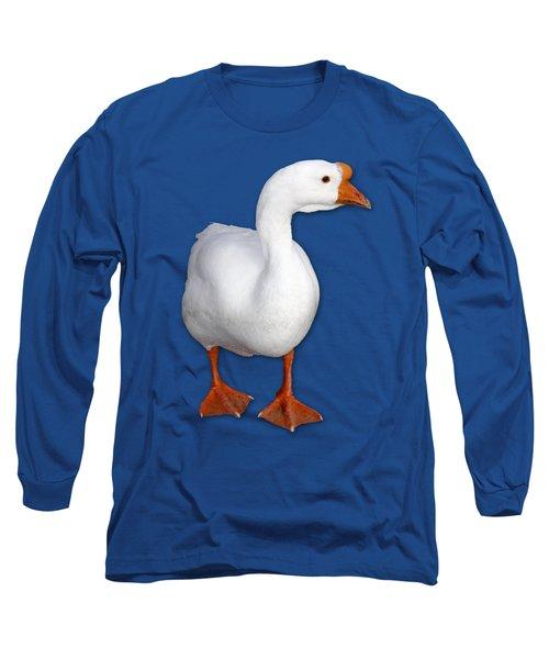 Goose Me Long Sleeve T-Shirt