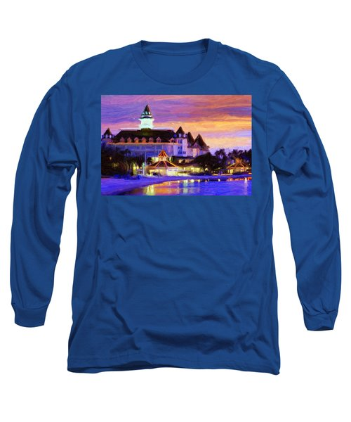 Grand Floridian Long Sleeve T-Shirt