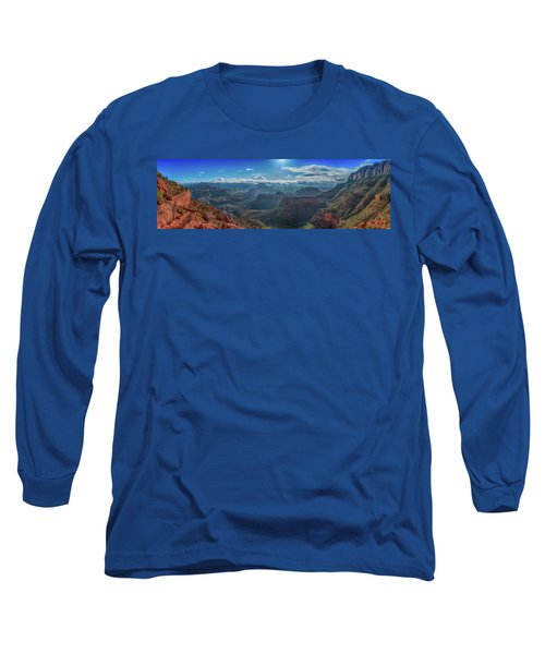 Grand Canyon 6 Long Sleeve T-Shirt by Phil Abrams