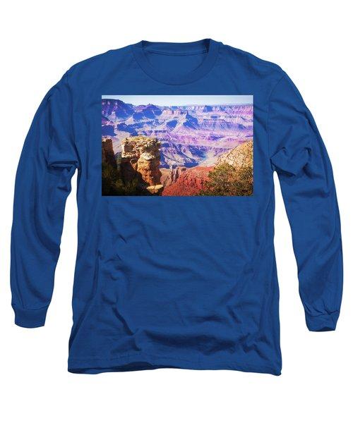Grand Canyon Arizona 5 Long Sleeve T-Shirt