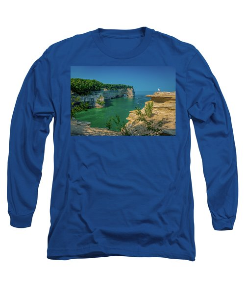 Grand Portal Point Long Sleeve T-Shirt