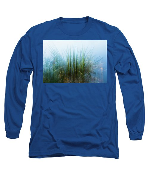Morning At The Lake Long Sleeve T-Shirt