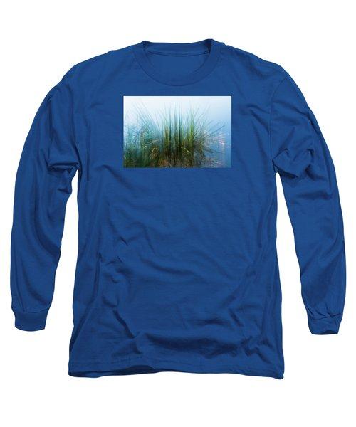 Morning At The Lake Long Sleeve T-Shirt