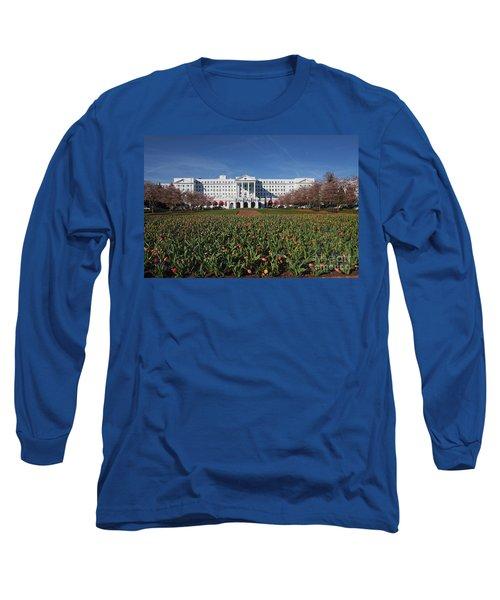 Greenbrier Resort Long Sleeve T-Shirt
