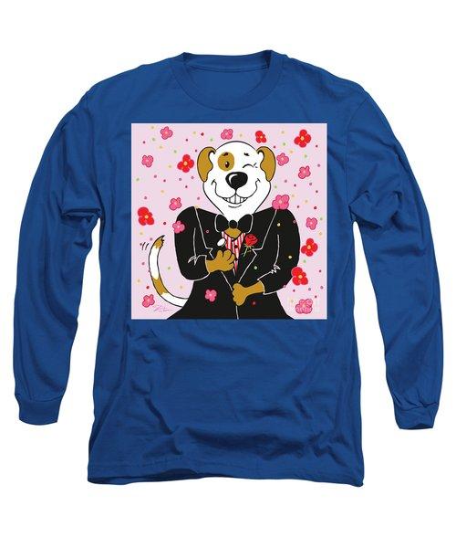 Groom Dog Long Sleeve T-Shirt