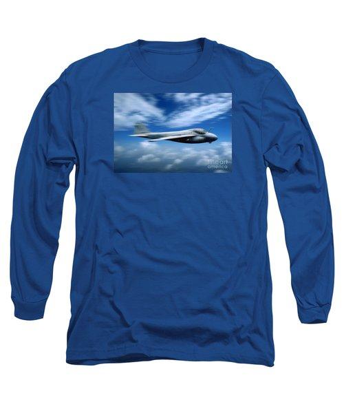 Flight Of The Intruder, Grumman A-6 Long Sleeve T-Shirt