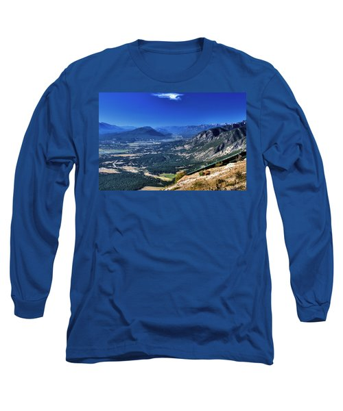 Hang Gliders Point Of View Long Sleeve T-Shirt