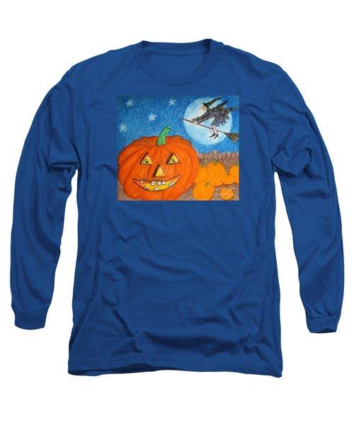 Happy Halloween Boo You Long Sleeve T-Shirt