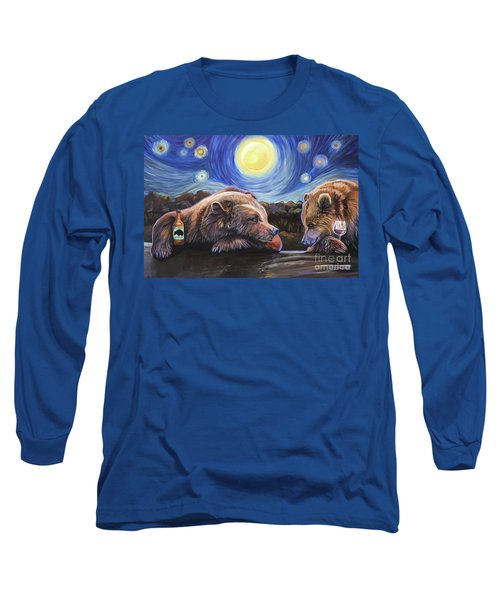 Happy Hour Long Sleeve T-Shirt