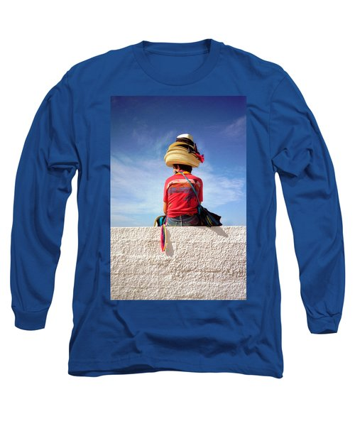Hats Long Sleeve T-Shirt