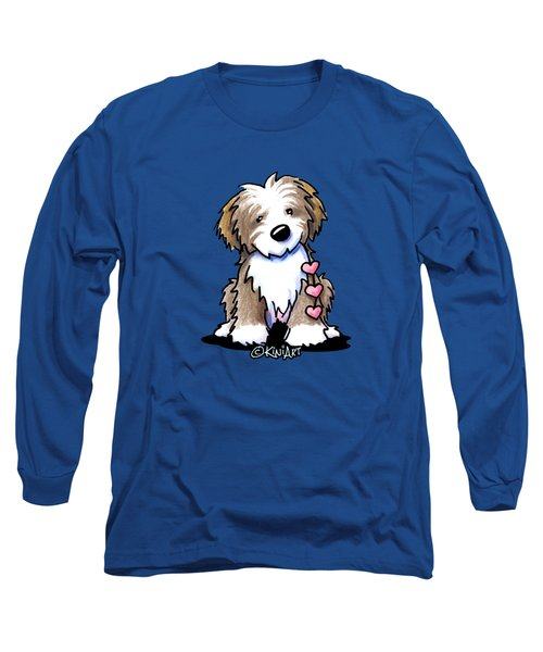 Havanese Heartstrings Long Sleeve T-Shirt