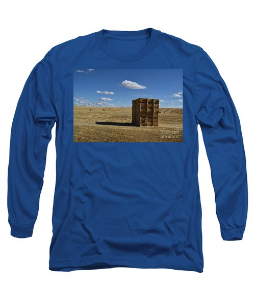 Haystack Off Hwy 2 Long Sleeve T-Shirt