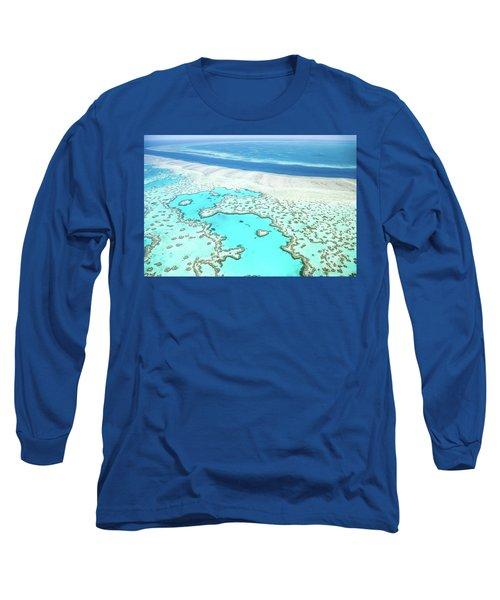Heart Reef Long Sleeve T-Shirt