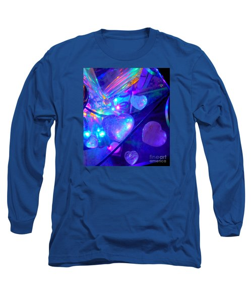 Heavenly Hearts Long Sleeve T-Shirt