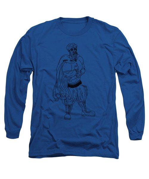Hebrew Hero Long Sleeve T-Shirt