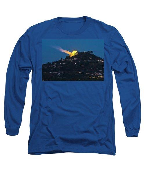 Helix Moon Long Sleeve T-Shirt