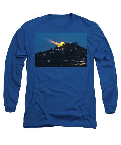 Helix Moon Long Sleeve T-Shirt