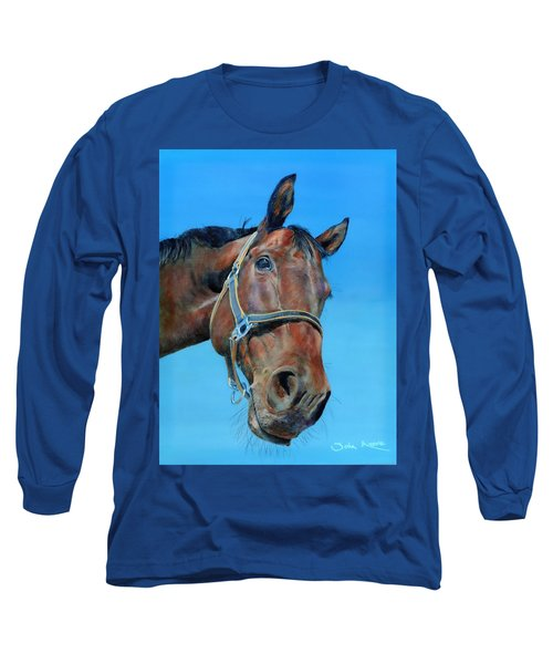 Henry Long Sleeve T-Shirt