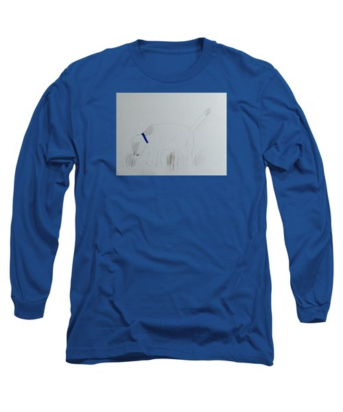 Here Boy Long Sleeve T-Shirt by Alohi Fujimoto