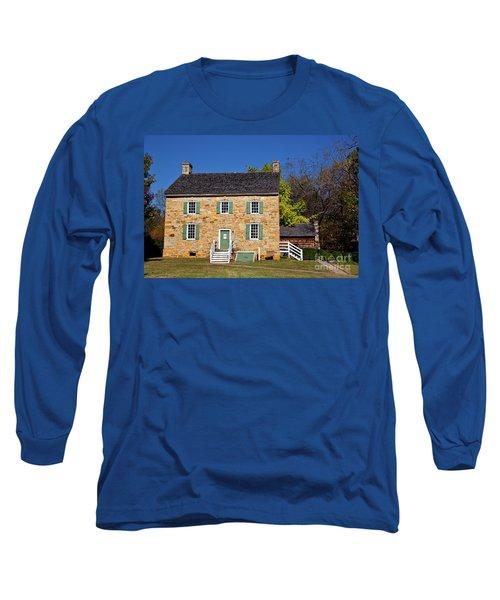 Hezekiah Alexander Homesite Long Sleeve T-Shirt