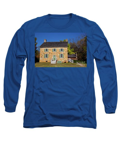 Hezekiah Alexander Homesite Long Sleeve T-Shirt