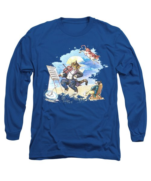 Hi Diddle Diddle T-shirt Long Sleeve T-Shirt