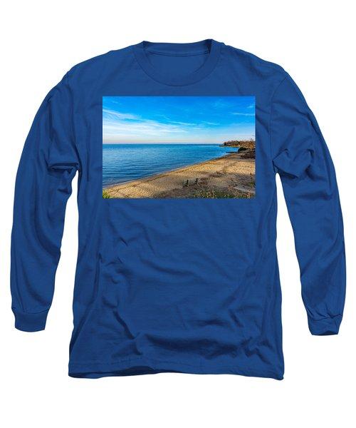 Hillsmere Beach On The Chesapeake Long Sleeve T-Shirt